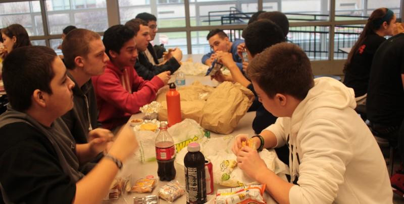 Storify: #lunchstrike2013