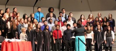 Choir Concert to be held Thursday