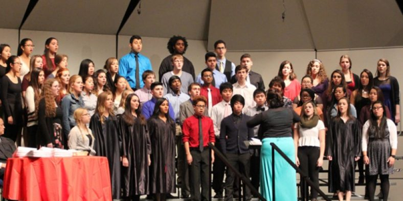 Choir Concert to be held Thursday