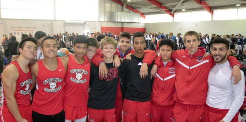Video: Boys Cross Country