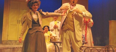 """The Importance of Being Earnest"" is a Laugh and a Half"