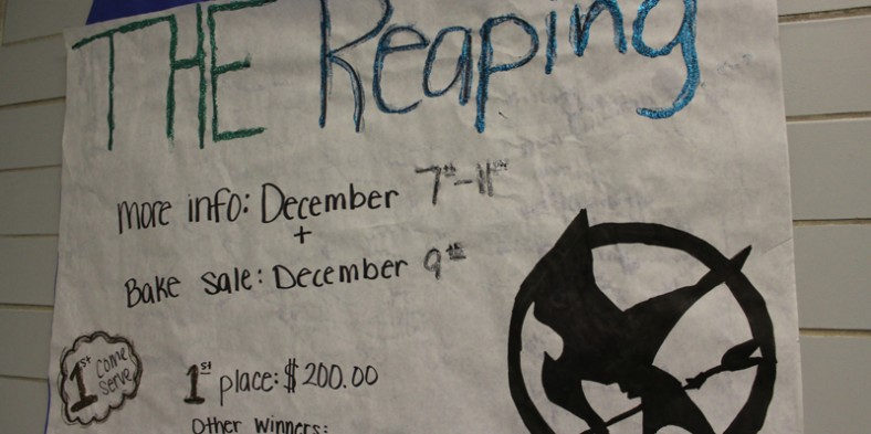 First-Ever Hunger Games to Encourage Giving Back