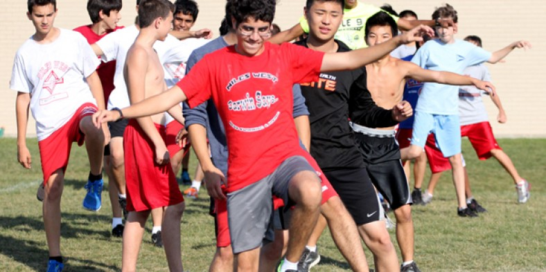 2013 Boys' Cross Country Preview