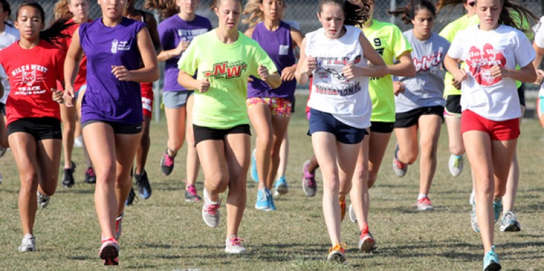 2014 Niles West Girls Cross Country Preview