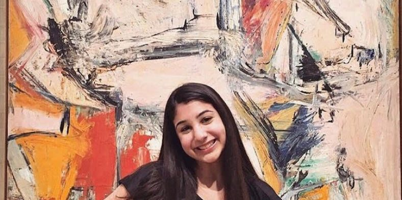 Fine Arts Friday: Maureen Khoshaba