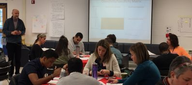 Niles West Includes Students in Instructional Rounds