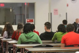 AP Testing Takes Place At Niles West