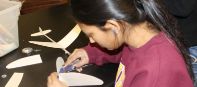 2012-2013 Science Olympiad Determined to Make it to State