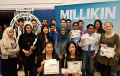 IJAS State Science Fair Awards