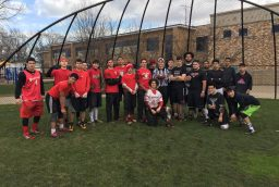 The Turkey Bowl: An Unofficial Thanksgiving Tradition