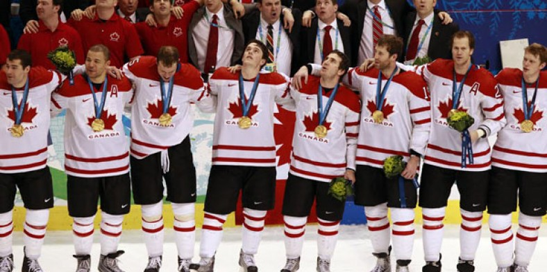 Olympic Hockey: The Best In The World Take The Ice