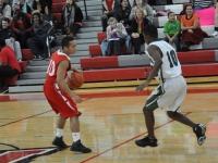 38th Bill Schnurr Boys Basketball Tournament: West vs. Kelly