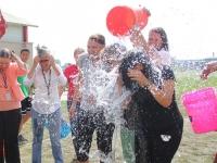 ALS Ice Bucket Challenge (English Department)