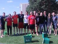 ALS Ice Bucket Challenge (Math Department)
