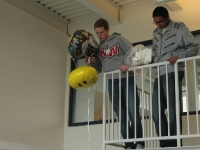 Annual Egg Drop 2012
