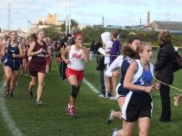 Niles West 41st Pat Savage CC Invite