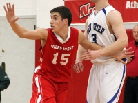 Boys Basketball IHSA Regionals