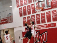 Boys' Basketball Niles West vs. Maine South