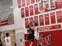 Boys' Basketball Niles West vs. Maine South
