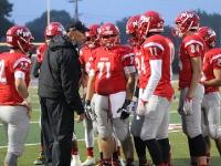 Boys Varsity Football: West vs Deerfield