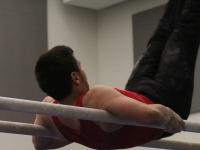Boys Gymnastics: West vs Evanston