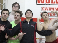 Boys Swimming: West vs Evanston