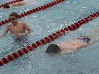 Boys Swimming: West vs. North
