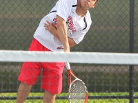 Boys Tennis: West vs. Evanston
