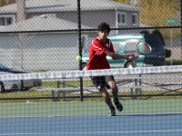 Boys Tennis: West vs Maine South
