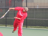 Boys Tennis: West vs. North