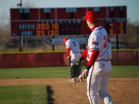 Boys Varsity Baseball: West vs. Main East