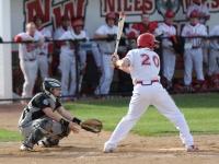 Boys Varsity Baseball: West vs Maine West