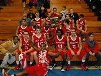 Boys Varsity Basketball: Regional Championships