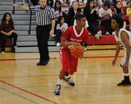 Boys Varsity Basketball: West vs. Chicago Corliss High School