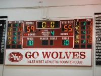 Boys Varsity Basketball: West vs. GBN