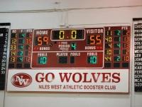 Boys Varsity Basketball: West vs. GBN