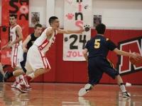 Boys Varsity Basketball: West vs. Glenbrook South
