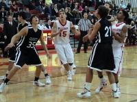 Boys Varsity Basketball: West vs. Highland Park