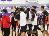 Boys Varsity Basketball: West vs North
