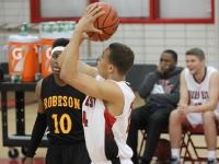 Boys Varsity Basketball: West vs Robeson
