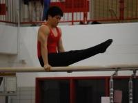 Boys Varsity Gymnastics Senior Night