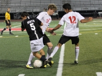 Boys Varsity Soccer: West vs Glenbrook North