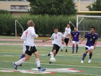Boys Varsity Soccer: West vs. Lake Trn.