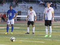 Boys Varsity Soccer: West vs Maine East