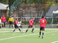 Boys Varsity Soccer: West vs. North