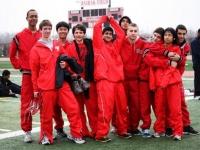 Boys Varsity Track 2011