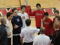 Boys Varsity Volleyball: West vs Evanston