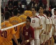 Boys Varsity Volleyball: West vs. Loyola