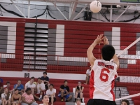 Boys Volleyball: West vs. Glenbrook South