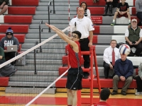 Boys Volleyball: West vs Norte Dame